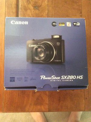 Cannon PowerShot SX280HD digital camera for Sale in Longwood, FL