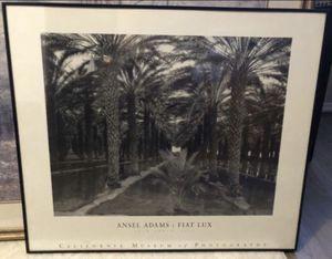 Ansel Adams Framed Artwork for Sale in Alexandria, VA