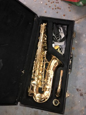 Alto saxophone great condition for Sale in North Las Vegas, NV