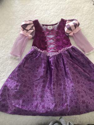 Rapunzel dress 4T for Sale in Los Angeles, CA