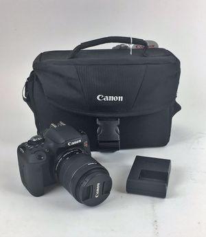 Canon EOS Rebel T6I 24.2 MP DSLR Camera for Sale in Las Vegas, NV