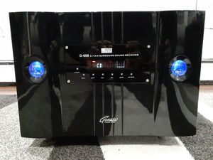 Genesis Media Labs G-608 5.1 A/V Surround Sound Receiver for Sale in Naugatuck, CT