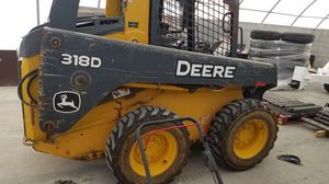 john deere 318d skid steer for Sale in Cottontown, TN