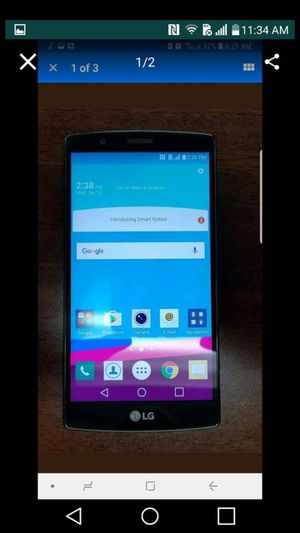 LG g4 at&t unlocked good condition $120 for Sale in Washington, DC