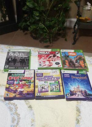 Xbox 360 games for Sale in Trenton, NJ