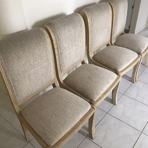 4 Beautiful Dining Chairs for Sale in Brooksville, FL