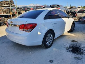 2016 Chevy cruze PARTING OUT for Sale in Fontana, CA