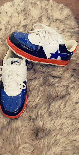 Bape kicks sneakers shoes for Sale in Las Vegas, NV