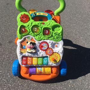 V Tech Childlearning Walker for Sale in Auburndale, FL