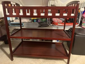 Changing table for Sale in Huntington Beach, CA