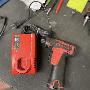 Snap On Tools CTS661 7.2v cordless screwdriver for Sale in Vallejo, CA