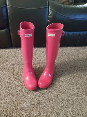 Rain boots. Us 5 f/ 4 m for Sale in Everson, WA