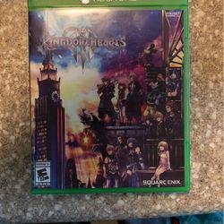 Disney Kingdom Hearts XBOX one for Sale in Gulf Breeze,  FL