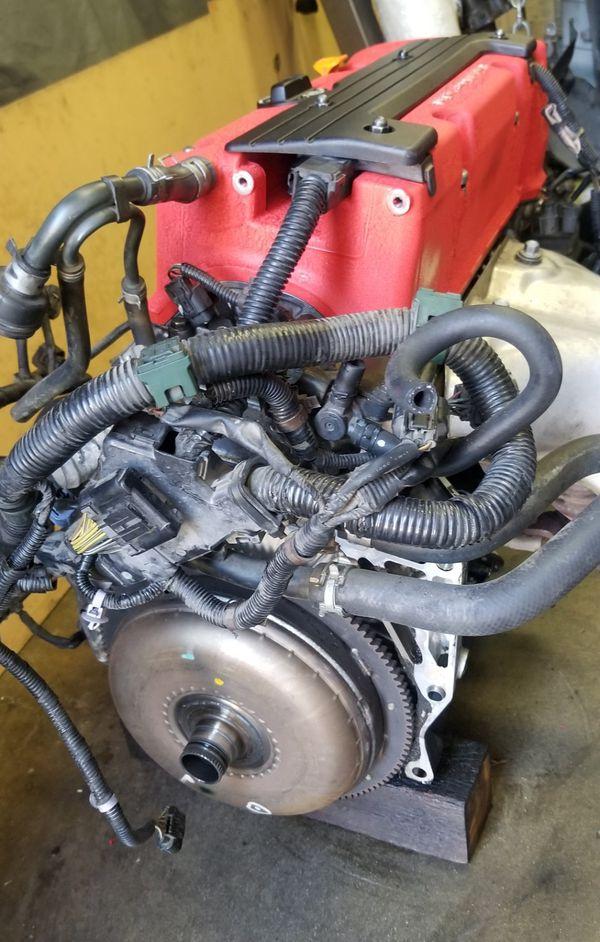 2004 Acura TSX K24A2 2.4L Engine Motor K Swap 04 05 06 07 08 cl7 k24