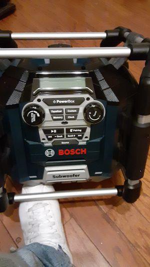 Bosch blue tooth speaker for Sale in Las Vegas, NV