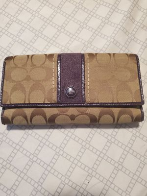 Coach wallet for Sale in Lansing, IL