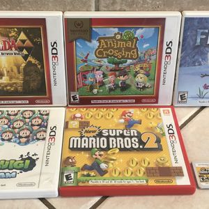 Nintendo 3DS Games! for Sale in Tempe, AZ