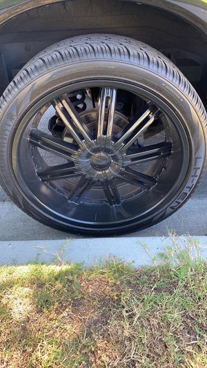 "Rims 24"" for Sale in Anaheim, CA"