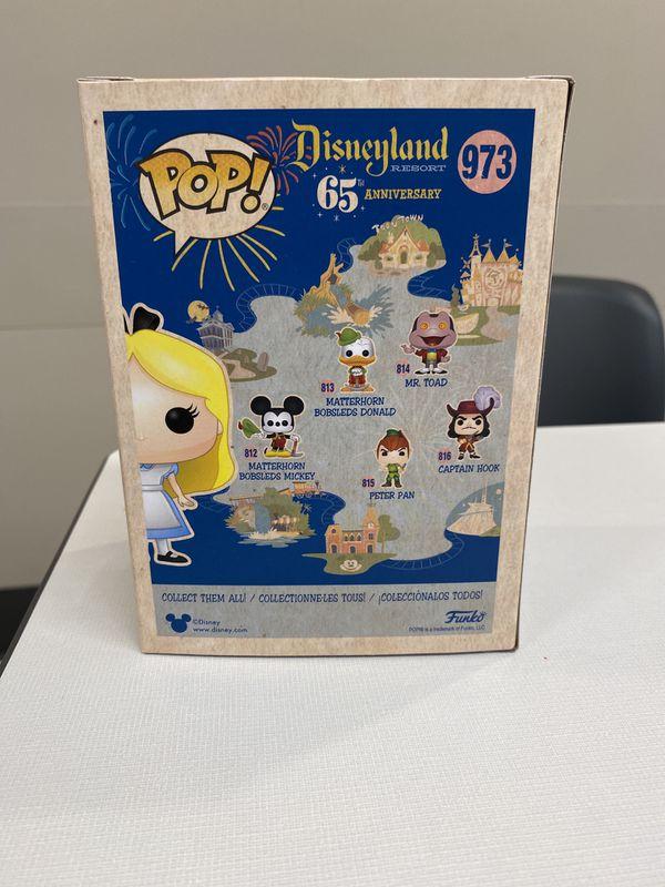 Alice Disneyland 65th Anniversary Funko Pop Target exclusive