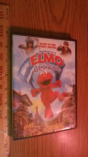 Adventures of Elmo in grouchland. for Sale in Rincon, GA