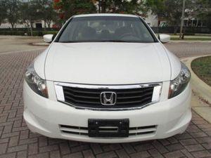 *Car*20O8 Honda Accord EX FWDWheels*Needs.Nothing* for Sale in Miami, FL