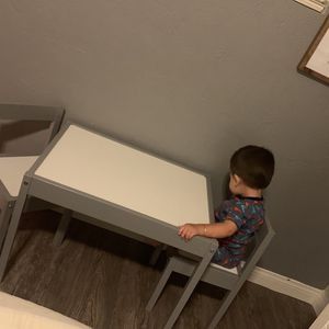 Kid Table With Two Chairs for Sale in Orange, CA