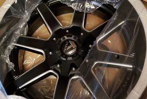 new in box ford 6 lug 20x12 maverick rims for Sale in Catskill, NY