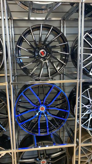 18x8.5 MONKEY RIMS AND TIRES for Sale in Phoenix, AZ