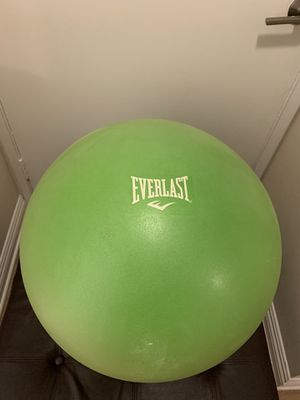 Workout core body air ball for Sale in Newport Beach, CA