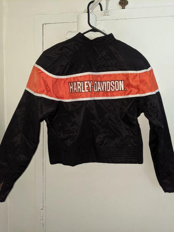 Authentic Harley Davidson Race Jacket- Kids
