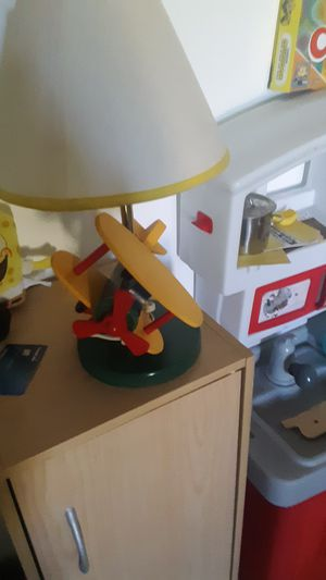 Airplane lamp works great. for Sale in Glendale, AZ