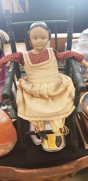doll antique for Sale in Hollywood, FL