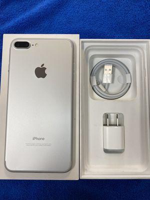 iPhone 7 Plus factory unlocked 128GB for Sale in Miami, FL