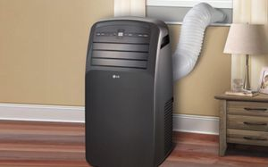 LG Portable Air conditioner for Sale in Chicago, IL