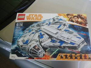 Lego Kessel run mellinium falcon for Sale in San Antonio, TX