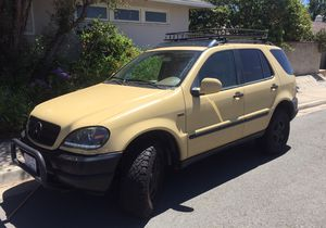 2000 Mercedes-Benz M-Class for Sale in San Diego, CA