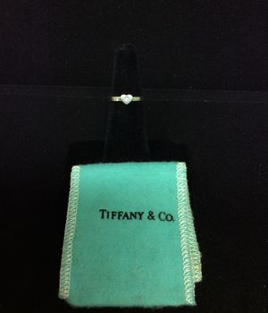 Tiffany & Co heart ring for Sale in Orange, CA