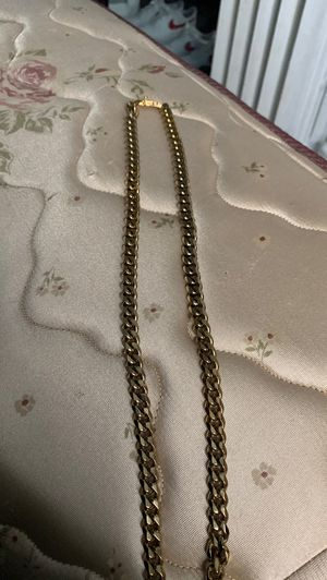 18K Gold Chain for Sale in Little Chute, WI