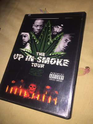 Up in smoke tour DVD for Sale in Fort Lauderdale, FL