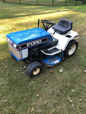 ford riding mower for Sale in Manalapan Township, NJ