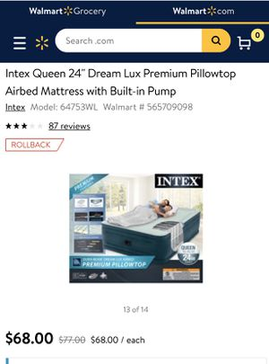 Intex for Sale in Belleville, NJ