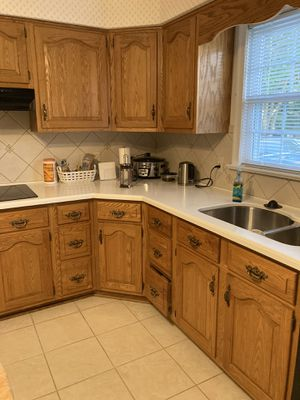 Wonderful kitchen cabinets and appliances for Sale in Virginia Beach, VA