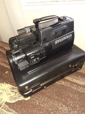 Vintage video camera. Needs new battery for Sale in Modesto, CA