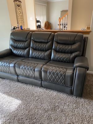 Recliner sofa couch new for Sale in Dearborn Heights, MI