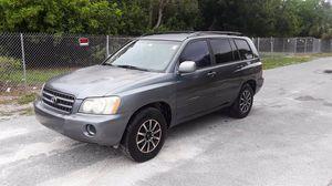 2002 Toyota Highlander for Sale in Ft Lauderdale, FL