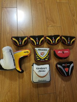 Taylormade Putter covers for Sale in San Diego, CA