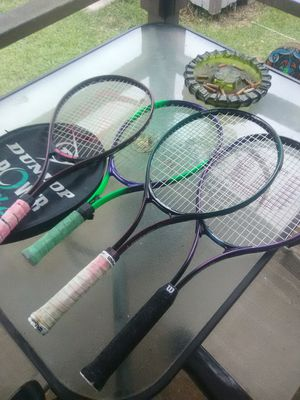 Tennis rackets for Sale in House Springs, MO
