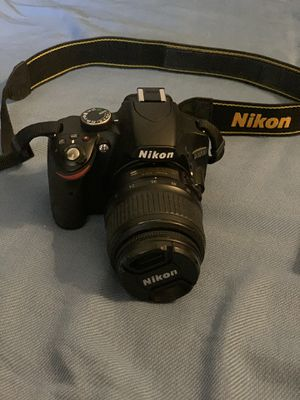 Nikon D3200 for Sale in Hawthorne, CA
