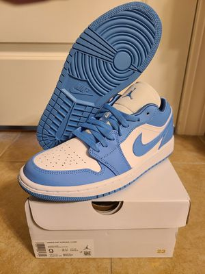 "Women's Air Jordan 1 Low ""UNC"" (Size 9W/7.5M) for Sale in Danvers, MA"