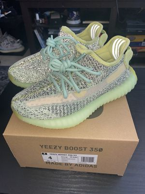 Adidas Yeezy 350 boost V2 yezreel reflective size 4 for Sale in Bellevue, WA